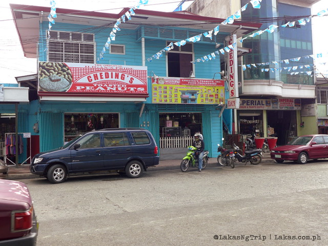 Cheding's Peanuts in Iligan City, Philippines