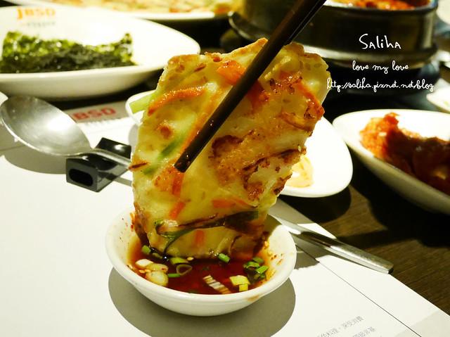 台北東區韓式料理韓式小菜吃到飽涓豆腐 (13)