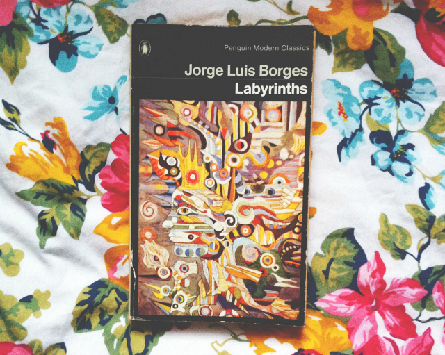 vivatramp lifestyle book blog jorge luis borges labyrinths uk