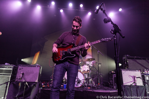 American Football @ The Fonda Theatre, LA 12/13/14