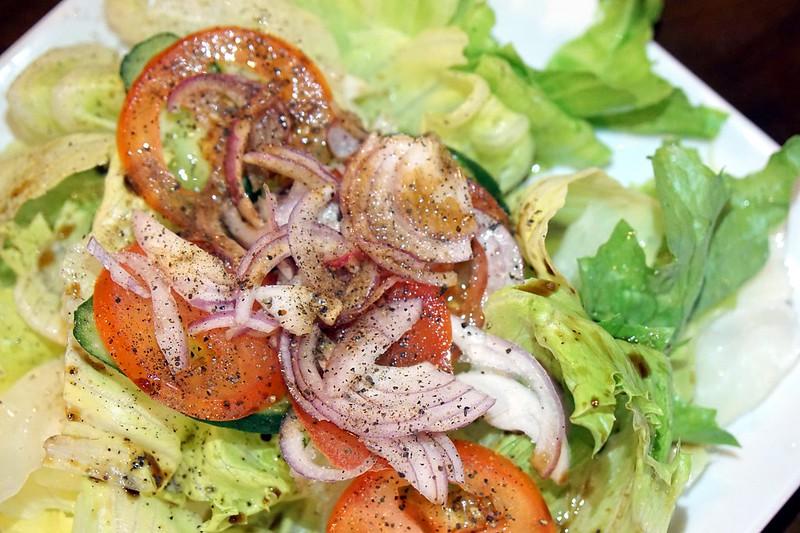 Nambawan - salad