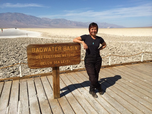 Where Do I Find A Damn Banana, and Death Valley. Oct 4 - 11, 2014.