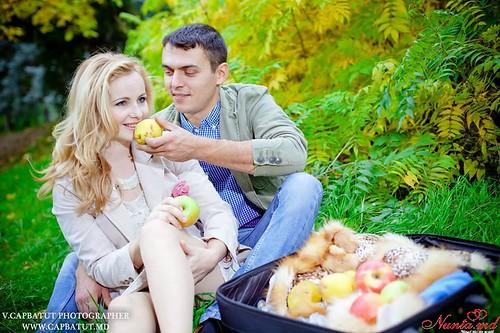 """Concurs""""Ziua Îndrăgostiţilor 2015"""" > Polina şi Constantin Perlog"""