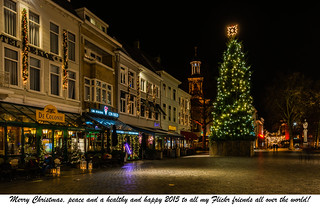 Merry Christmas, peace and a healthy and happy 2015!