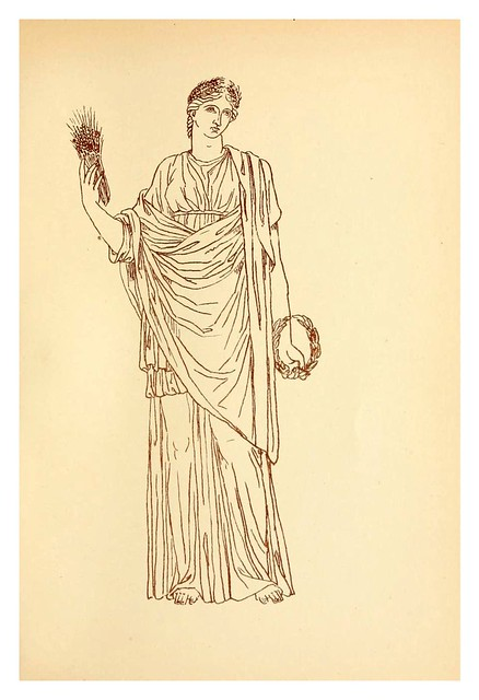 012-Ancient Greek female costume…1881- J. Moyr Smith