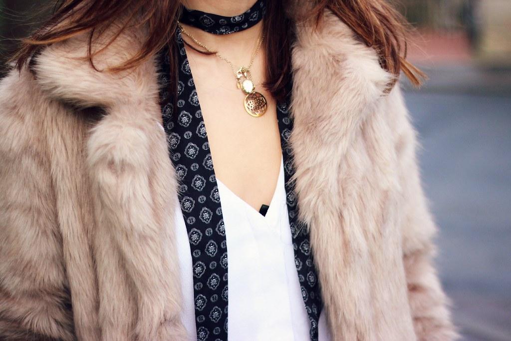 Zara white sale shirt dress 6