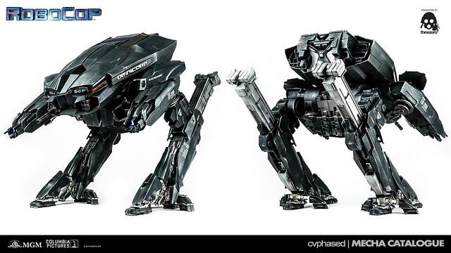 threezero 1/6 RoboCop ED-209