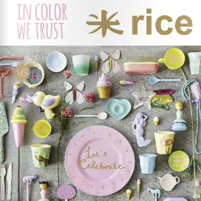 Rice Spring Summer 2015