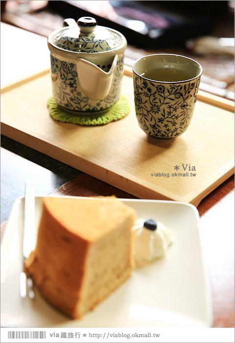 【台中老宅餐廳】台中下午茶~拾光機。日式老宅的迷人新風情,一起文青一下午吧!42