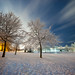 Maryhill Park Snow 7 by Ben Cooper