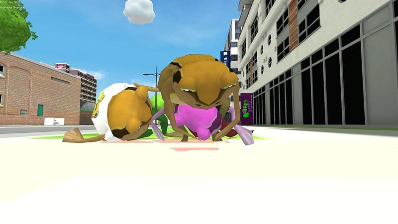 Amazing Frog Steam Screenshot