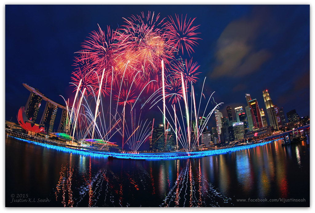 HAPPY NEW YEAR, EVERYBODY! – Marina Bay Singapore Countdown 2015