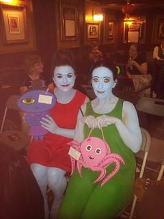Fruity Oaty Bar girls