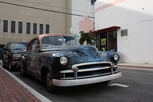old city roof winter urban black chevrolet sign coral tattoo store paint downtown december view florida fort front chevy chrome signage ft custom piercings coupe parlor 1950 airbrush leest myers 2014 studioz richmondst threequarter articulture worldcars tatbuzz