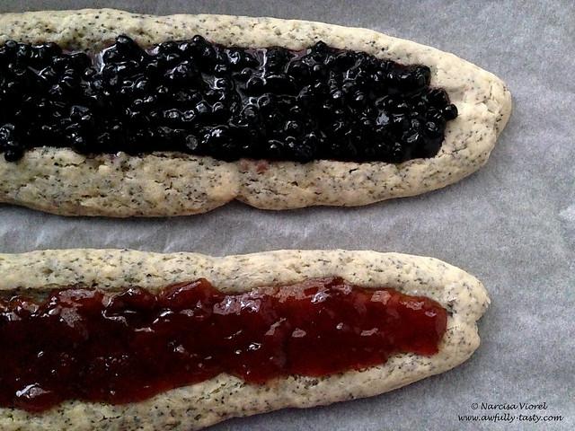 Cookies cu mac si gem