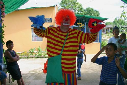 Paco the Clown