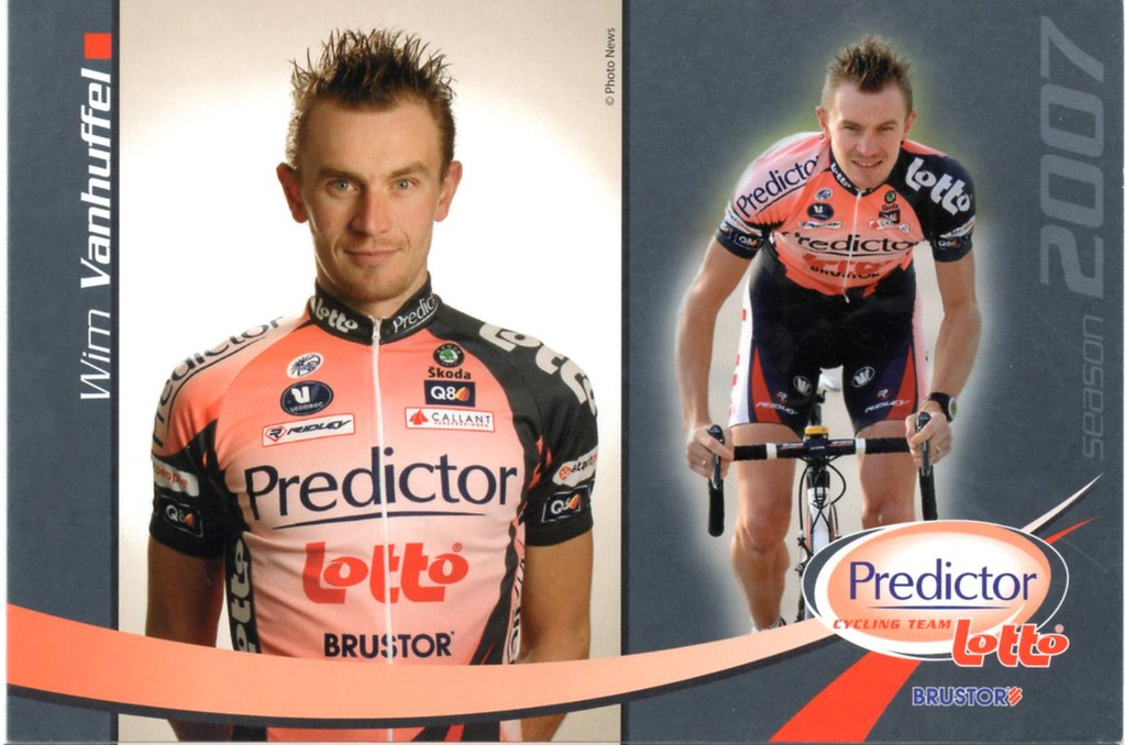 Predictor-Lotto 2007 / VAN HUFFEL Wim