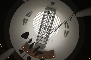 SF MoMA - Opening Ceiling