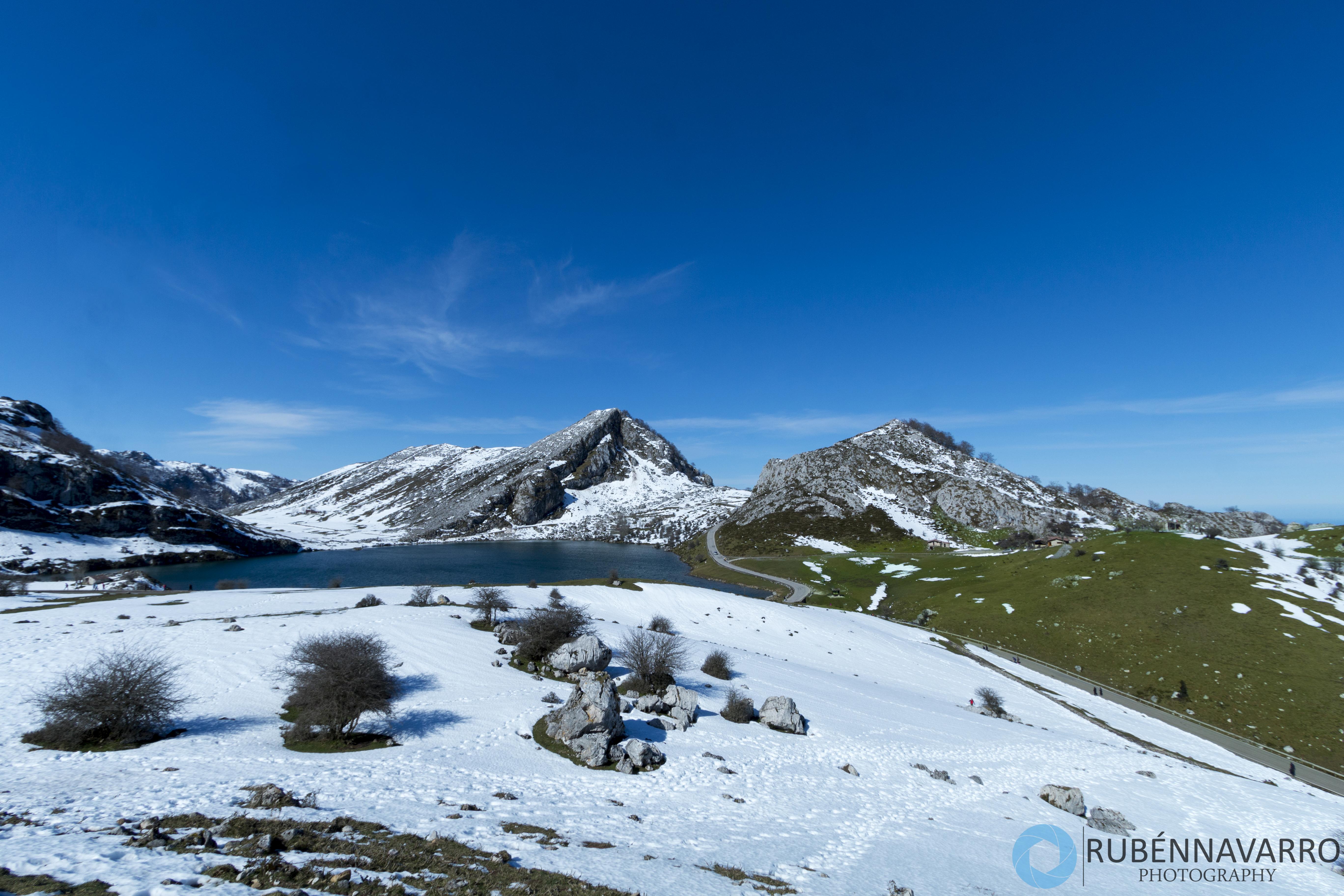 Ruta por Asturias en coche - Lagos de covadonga