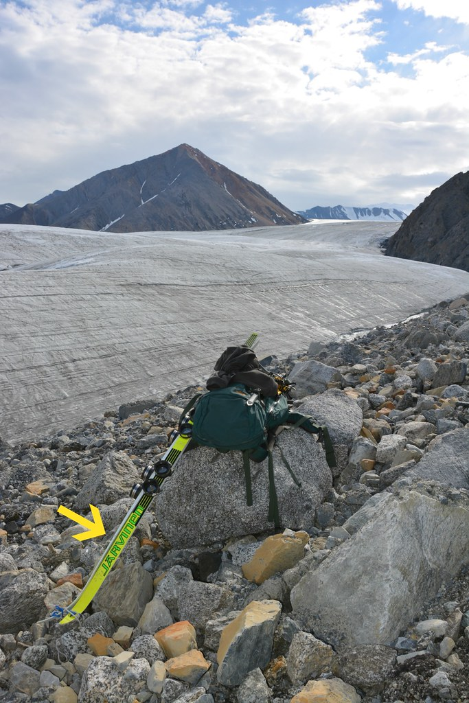 Nunavut skis