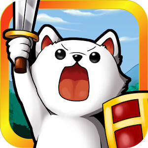 Cat slash - swipe defense game - Android & iOS apps - Free