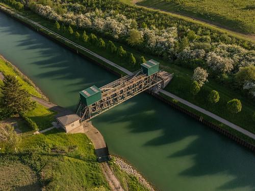 Kanal-Sperrwerk