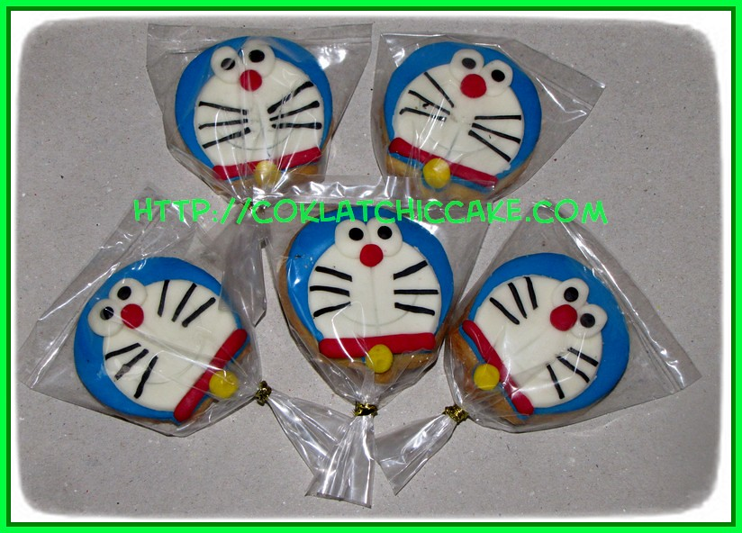 Cookie doraemon