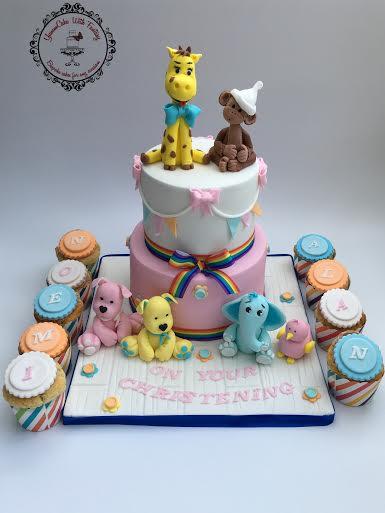 Cake by Marzena Anna Romanik -Cwik YummCake With Fantasy
