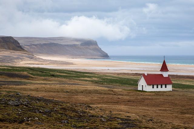Brei∂avik, fjords de l'Ouest