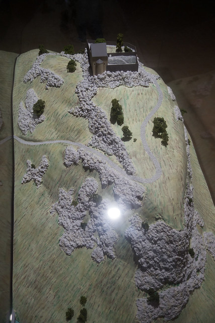 Photo:Diorama of Austrian castle By quinet