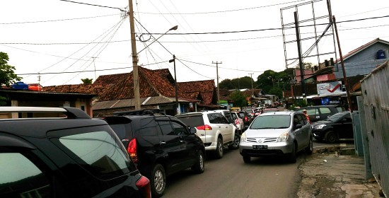 Jalan Hos Cokroaminoto