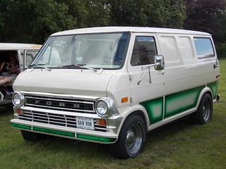 1972 Ford custom van
