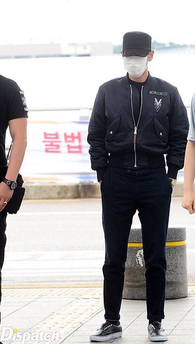 Big Bang - Incheon Airport - 26jun2015 - Dispatch - 08