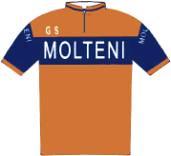 Molteni - Giro d'Italia 1964