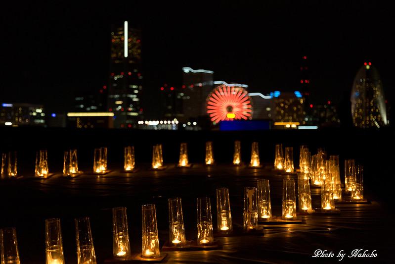 スマートイルミネーション横浜2014 by Nakabo