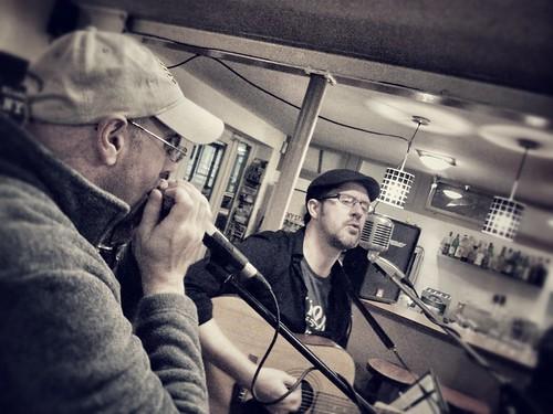 Harry & Seb - Hillbilly Blues Company