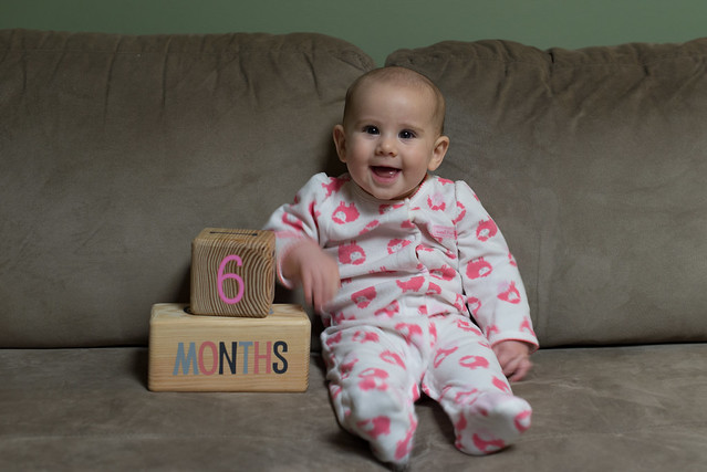 6 months Mary-2
