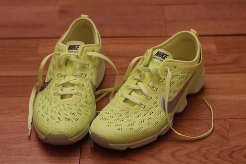 {Sport} J'ai testé les Zoom Fit Agility de Nike