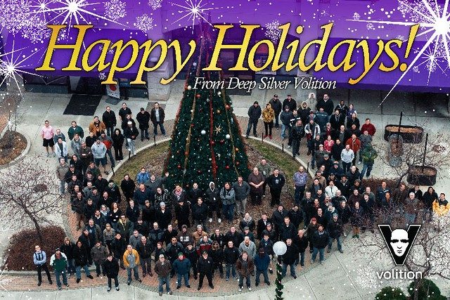 Volition Holiday Post 2014