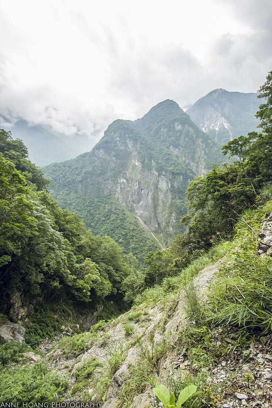 Zhuilu Old Trail in Taroko National Park