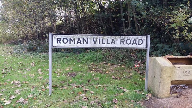 Hmmm, wonder what this road leads to #ERHtoGRV #sh