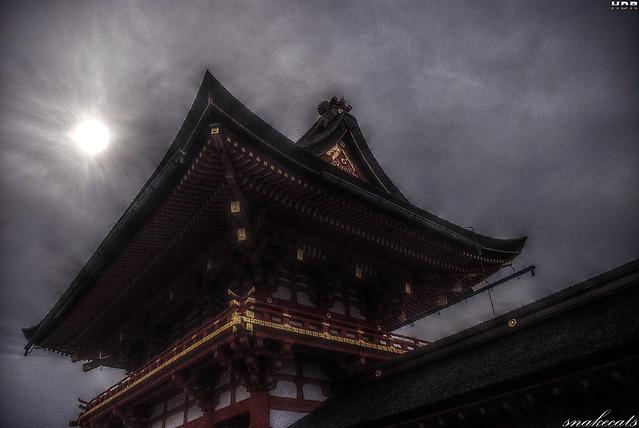 「光景」 伏見稲荷 - 京都
