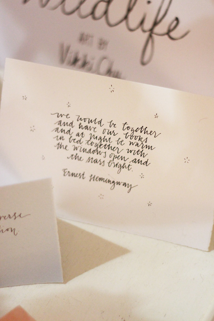 Etsy Calligraphy Shop Launch Kelsey Malie
