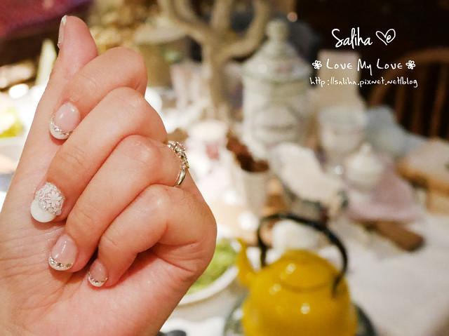 婚禮結婚新娘美甲指甲 (13)