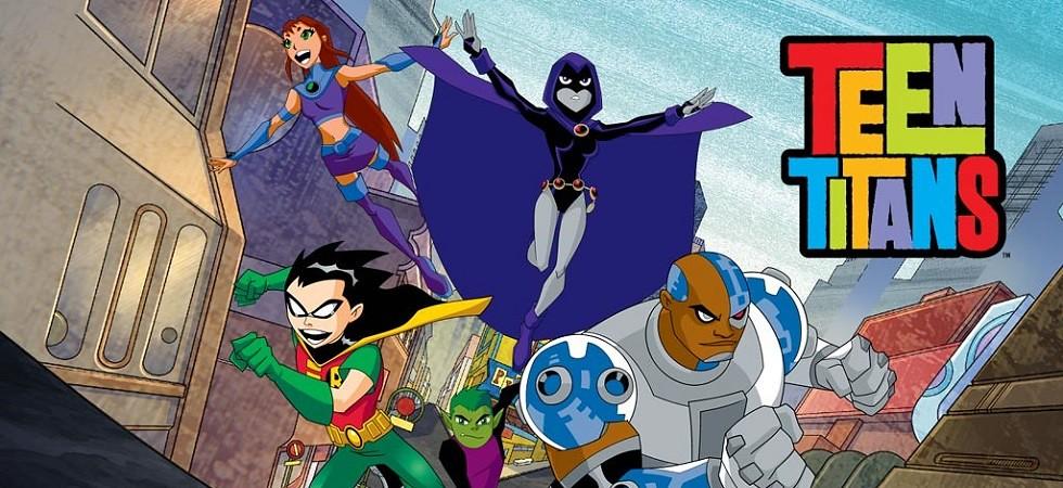 Xem phim Teen Titans (5 Season) - Teen Titans Vietsub