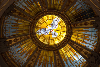 Berliner Dom stained glass