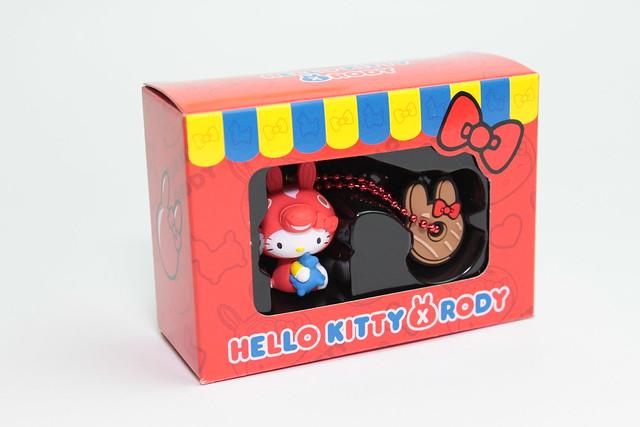 研達國際為HELLO KITTY × RODY聯名肖像打造時尚吊飾「HELLO KITTY × RODY巧克力吊飾」秋冬之際 閃耀登場!!