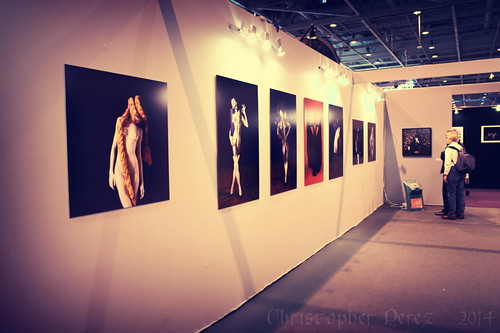 Scenes from le Salon de la Photo ~ 2014