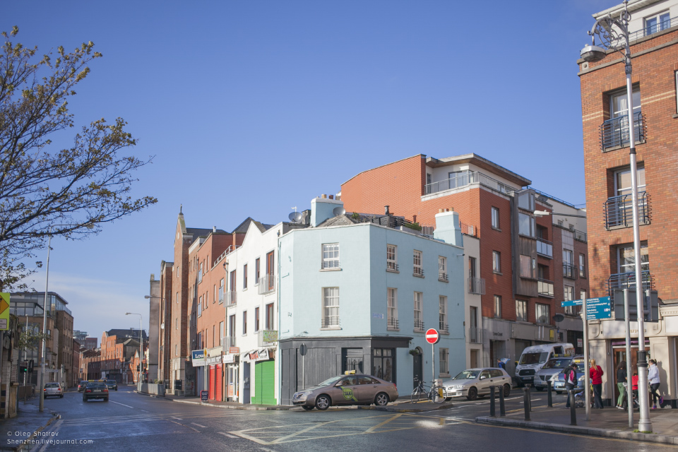 Dublin Corner house