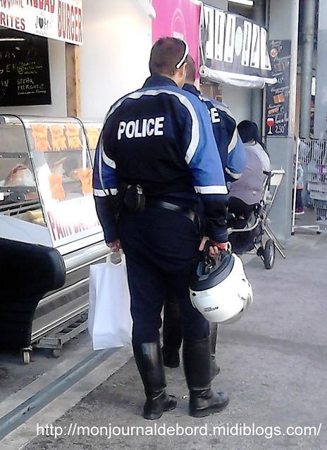 Motard Police Montpellier _ 2014